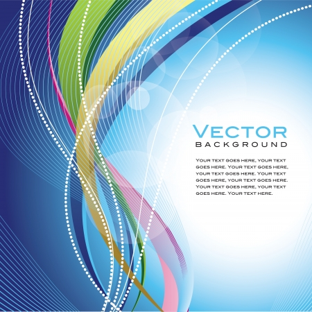 website backgrounds: Abstract Vector Background