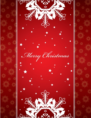 Christmas Background  Vector Illustration  Stock Vector - 14895114