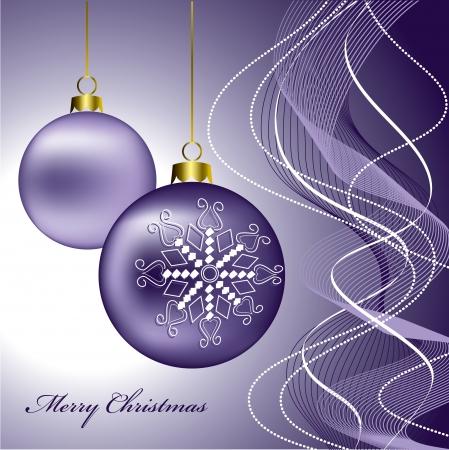 Kerst achtergrond Vector Illustratie