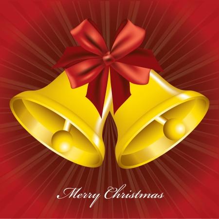 Christmas Background  Vector Illustration Stock Vector - 14895490