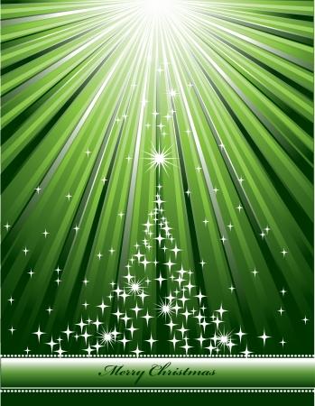 Christmas Background  Vector Illustration Stock Vector - 14893762