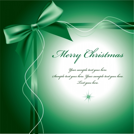 Christmas Background  Vector Illustration  Stock Vector - 14895669