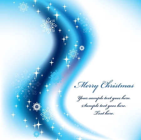 Christmas Background  Vector Illustration Stock Vector - 14895622