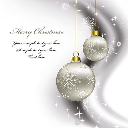 Sfondo di Natale Archivio Fotografico - 14895801
