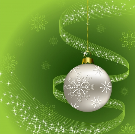 Christmas Background Stock Vector - 14915912