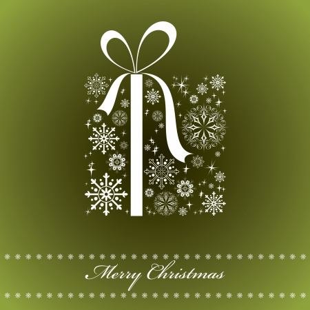Christmas Background Stock Vector - 14915910