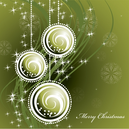 Christmas Background Stock Vector - 14947515