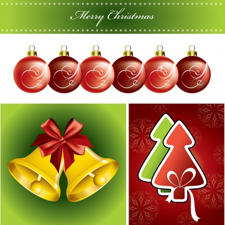 Christmas Background Stock Vector - 14947776