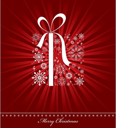 Christmas Background Stock Vector - 14947516