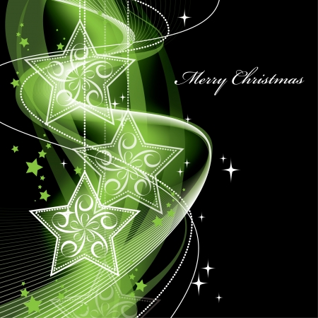 Christmas Background Stock Vector - 14947940