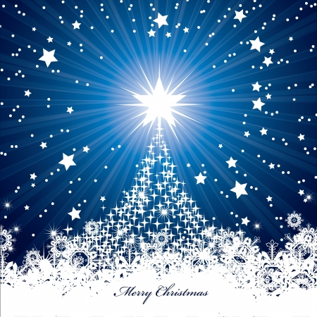 Christmas Background Stock Vector - 14947928