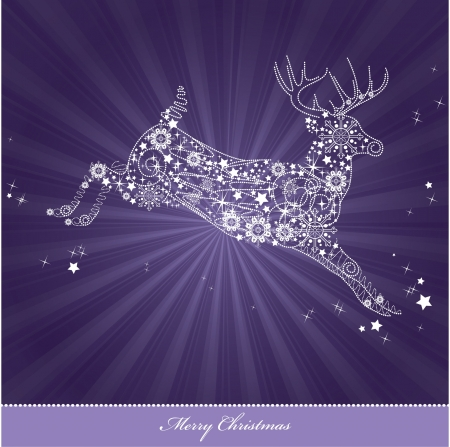 Christmas Background Stock Vector - 14947909