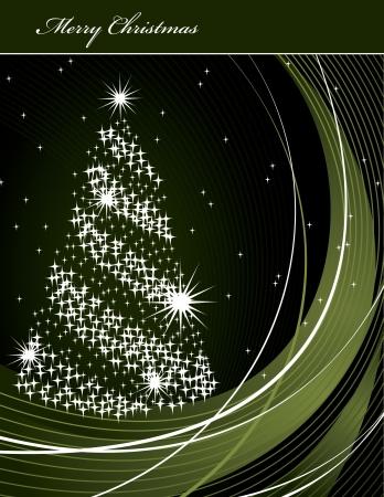 Navidad ilustración vectorial eps10 Foto de archivo - 14985614