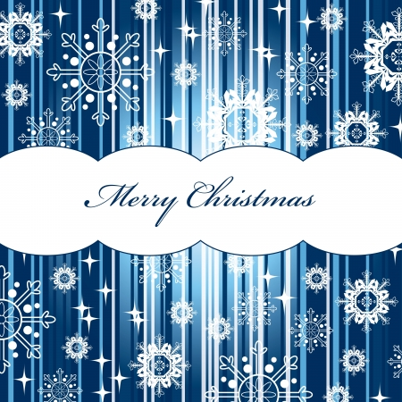 Christmas Background Stock Vector - 14991175