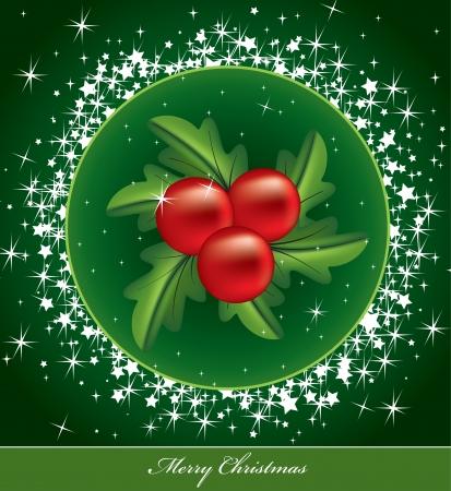 yule: Christmas Background
