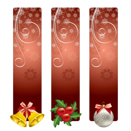 Christmas Background   Stock Vector - 14991363