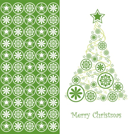 traditional pattern: Christmas Background