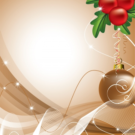 Christmas Background Stock Vector - 15013598