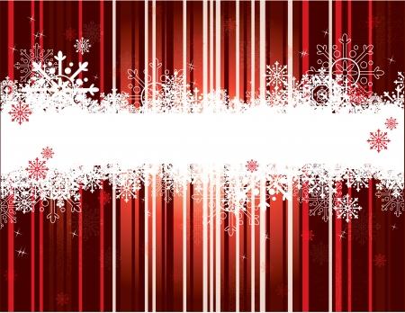 Natale sfondo illustrazione vettoriale Archivio Fotografico - 15013521