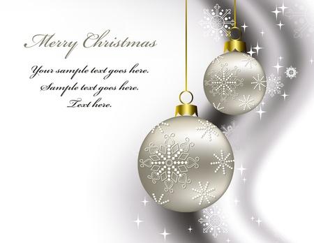 Christmas Background  Eps10 Stock Vector - 15918119