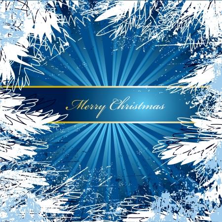 Fondo De Navidad Eps10 Foto de archivo - 15918109