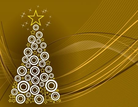Christmas Background  Eps10 Stock Vector - 15918042
