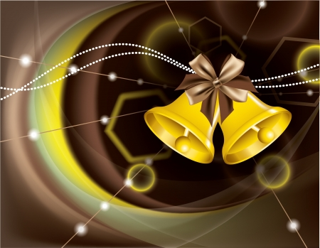 Christmas Background Eps10 Standard-Bild - 15918048