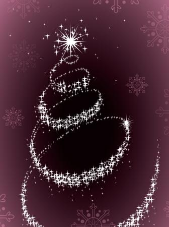 Christmas Tree Stock Vector - 16052709