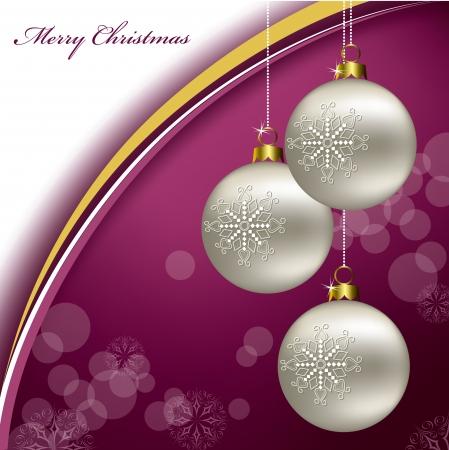 크리스마스 배경 EPS10