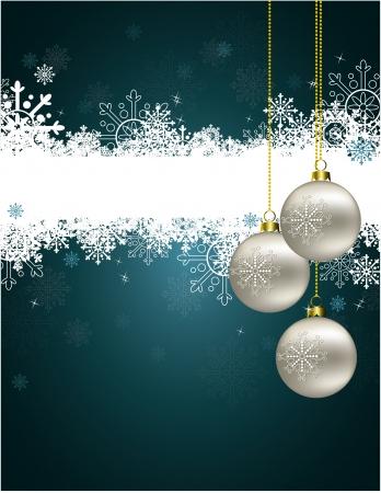 Christmas Background  Eps10 Stock Vector - 16260367