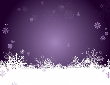 background: Christmas Background  Vector Illustration  eps10