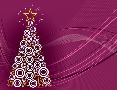Christmas Background  Eps10 Stock Vector - 16260390
