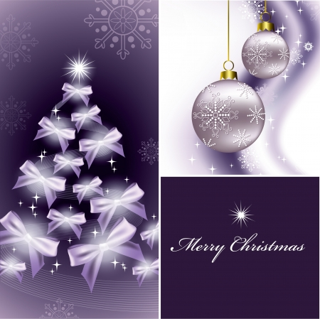 Christmas Background  Vector Illustration  eps10 Stock Vector - 16260380
