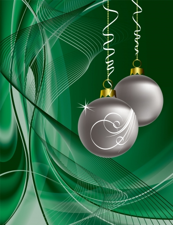Christmas Background Stock Vector - 16404803