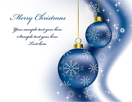 ornamented: Christmas Background