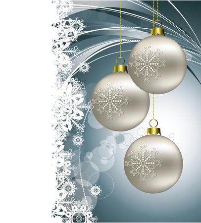 Sfondo di Natale Archivio Fotografico - 16404756