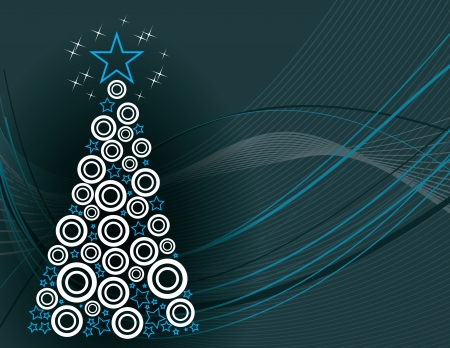 Christmas Background Stock Vector - 16404821