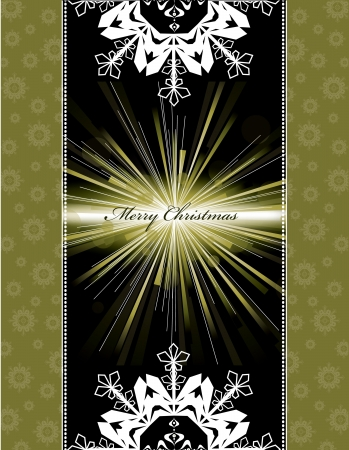 Christmas Background   Stock Vector - 16404790