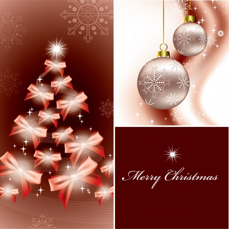 Christmas Background Stock Vector - 16404802