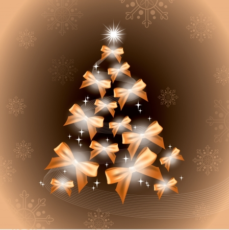 Christmas Background Stock Vector - 16455306