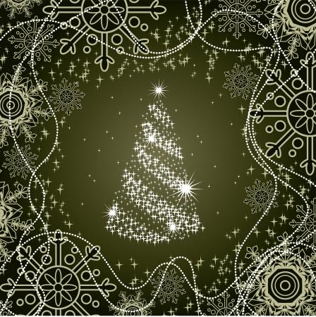 Sfondo di Natale Archivio Fotografico - 16453099