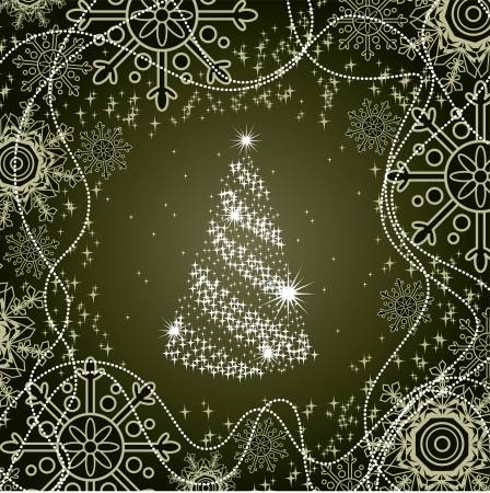 Christmas Background    Vettoriali