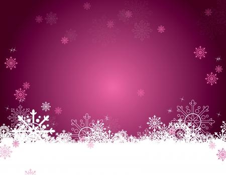 Sfondo di Natale Archivio Fotografico - 16454843