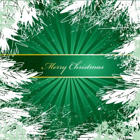 glassy: Christmas Background
