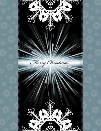 silver: Christmas Background