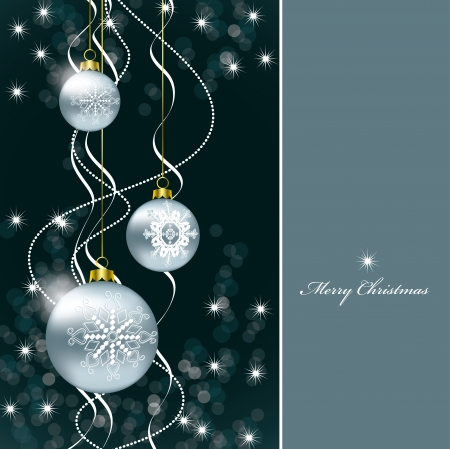 Christmas Background    Ilustracja
