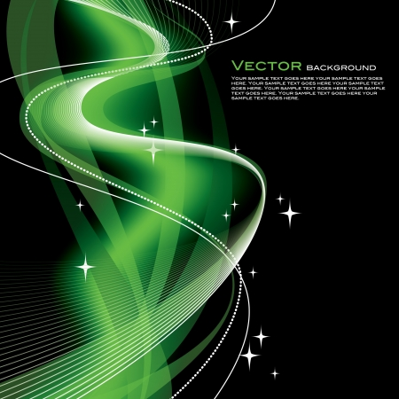 Abstract Vector Background Stock Vector - 17325288