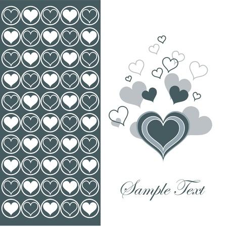 bodas de plata: Valentines Day Background