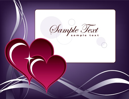 Valentines Day Background  Stock Vector - 17373519
