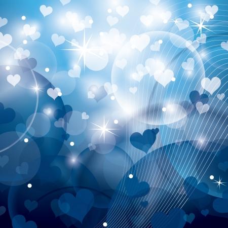 Valentines Day Background Banco de Imagens - 17373645